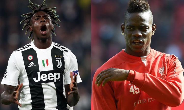 Il nuovo Kean come il vecchio Balotelli: la Juve ha fatto bene a venderlo