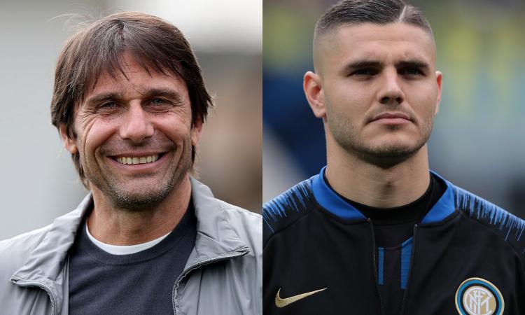 Conte contro se stesso, Icardi e le polemiche: Juve-Inter non sarà mai un'amichevole