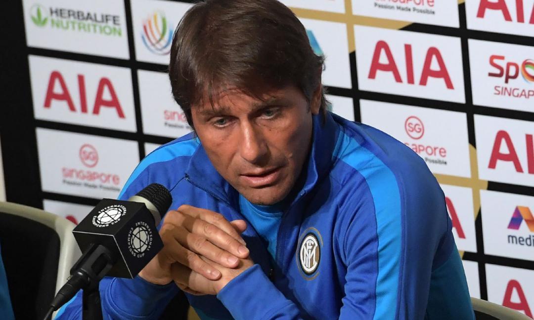 Inter e Juventus, a Singapore umori e dubbi diversi