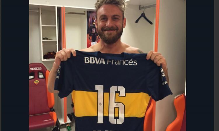 Boca Juniors, ecco quando sarà presentato De Rossi
