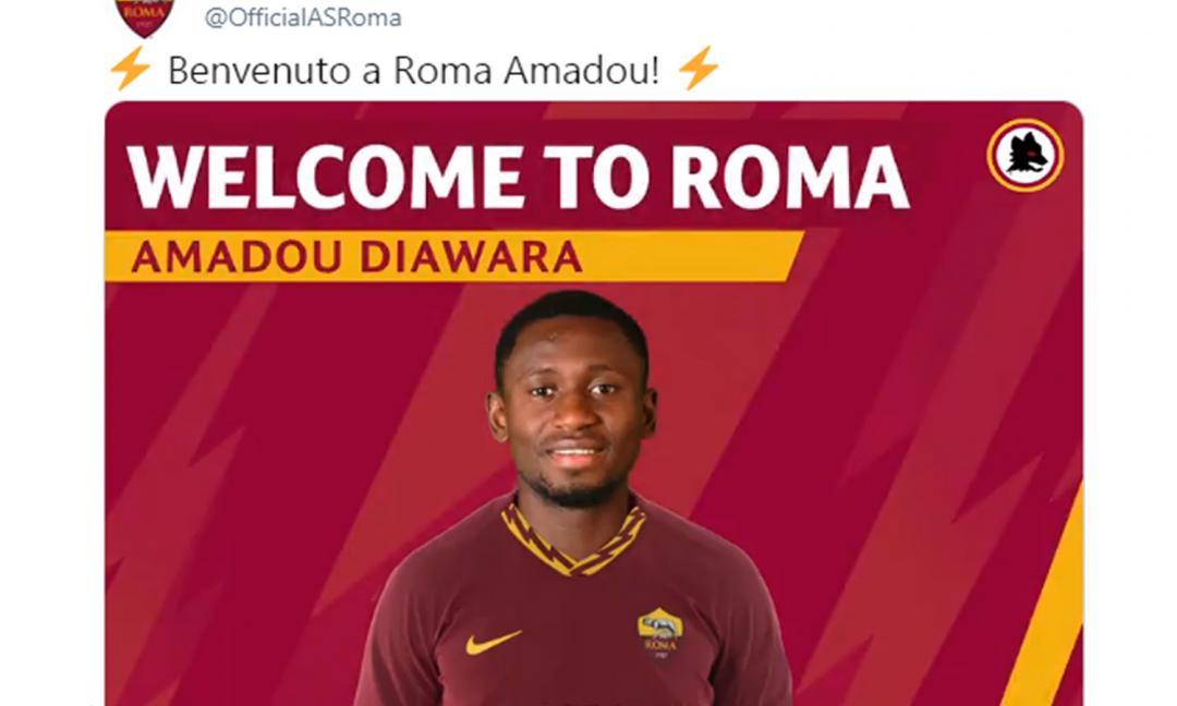 Diawara, lo Zaniolo arrivato dal Napoli