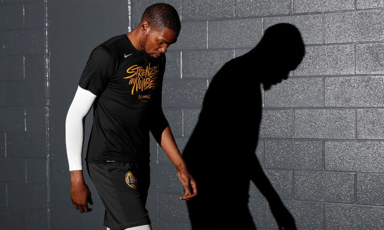 Juve, la partnership con i Brooklyn Nets continua: Durant si presenta così FOTO