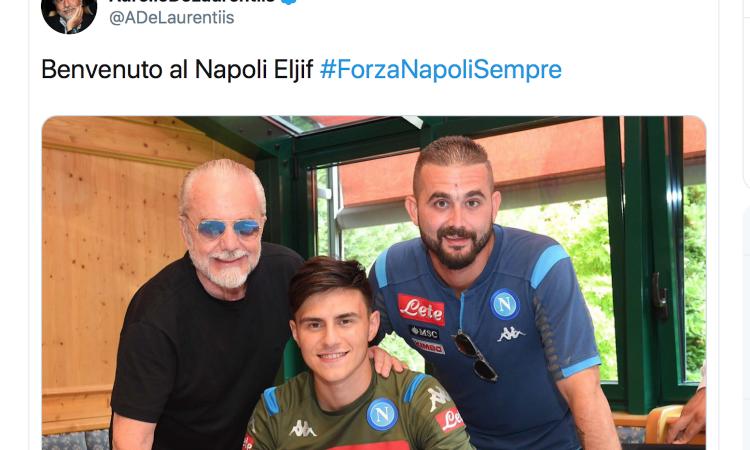 Napoli, Elmas: 'La telefonata di Ancelotti decisiva. Ronaldo non mi fa paura'
