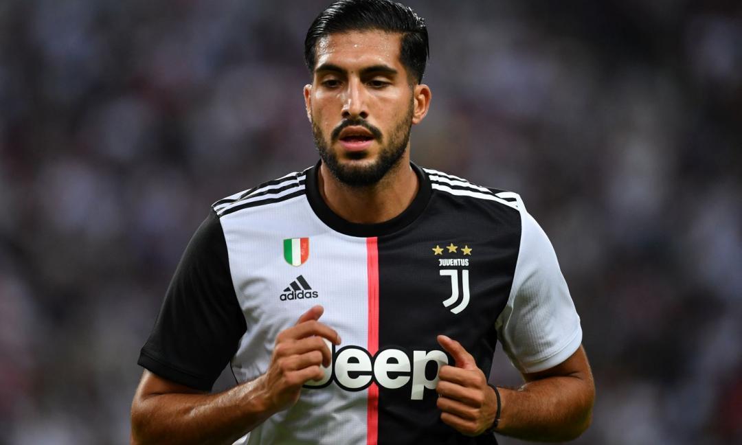 Juventus, Emre Can in uscita