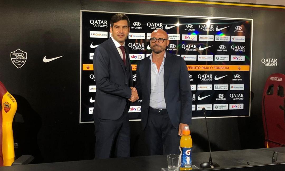 Il gioco di squadra di Fonseca e Petrachi