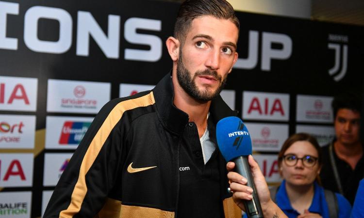 Inter, Gagliardini: 'Vogliamo la Supercoppa, poi proveremo a confermarci in Serie A'