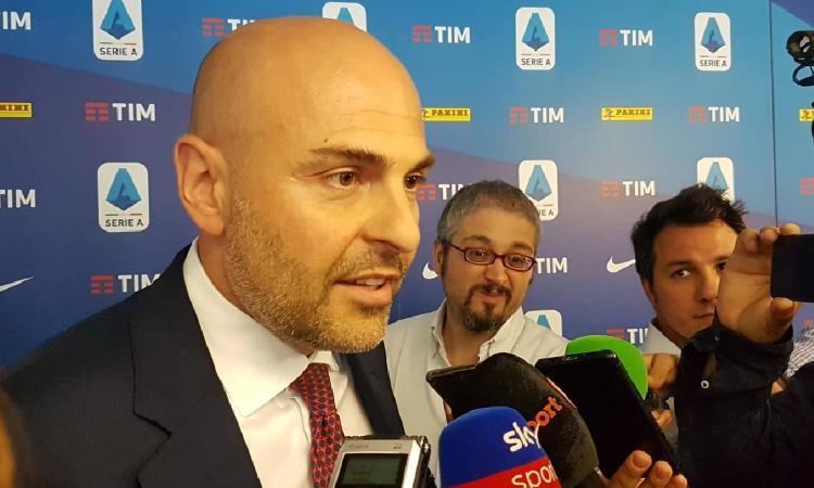Cagliari, Giulini conferma l'addio di Zenga: 'Delusi, ripartiamo da un nuovo progetto. Su Di Francesco...'