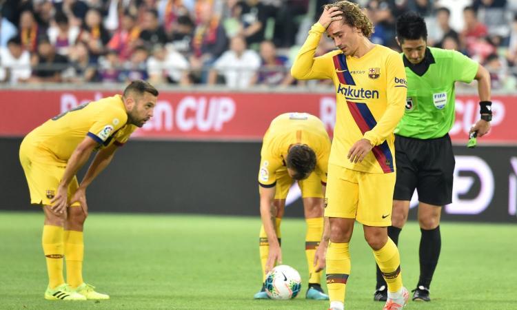 Retroscena Griezmann: poteva giocare in Premier