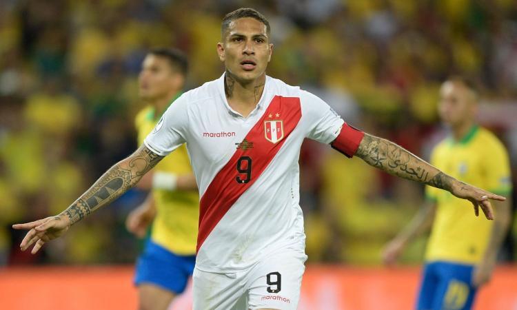 Top 11 Coppa America: comandano Brasile e Perù, Guerrero ...