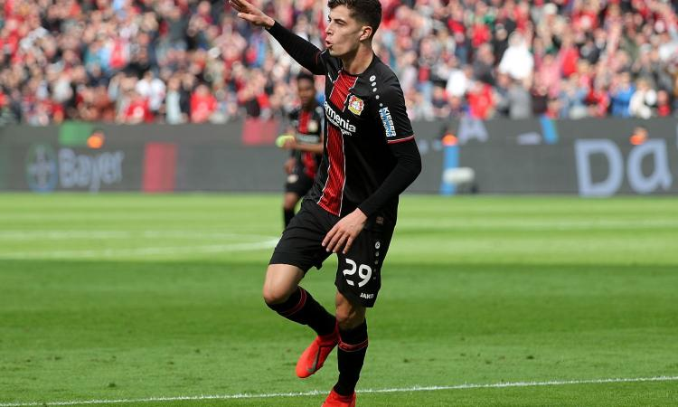 Juve, quanta concorrenza per Havertz