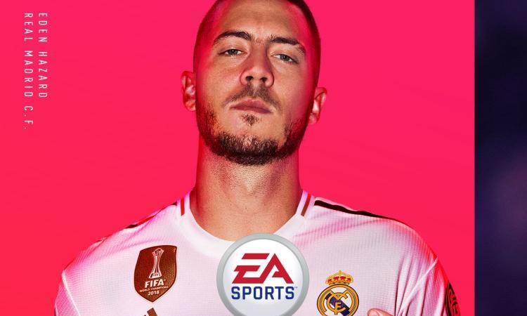 Svelate le cover di Fifa 20: ci sono Hazard e van Dijk FOTO