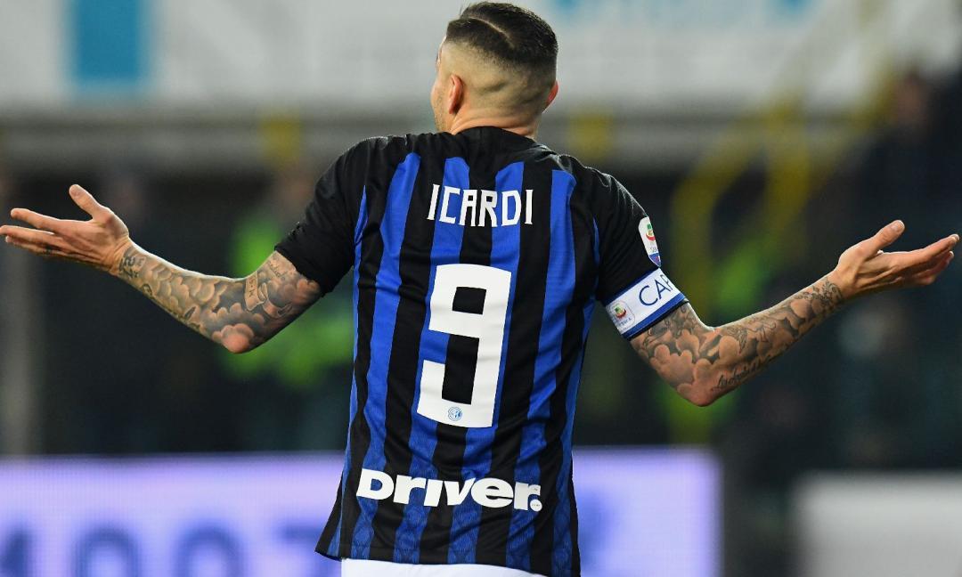 Icardi non lascerà l'Inter. Lo chiamano amore