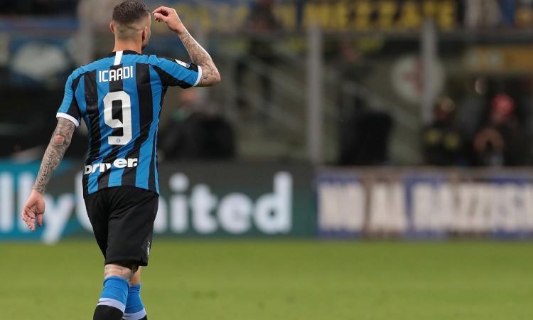 Caso Icardi, ma quale mobbing: il comportamento dell'Inter è esemplare