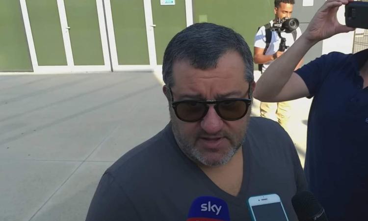 Raiola: 'De Ligt numero 1 come Kean. Pogba alla Juve impossibile? Vediamo...' VIDEO