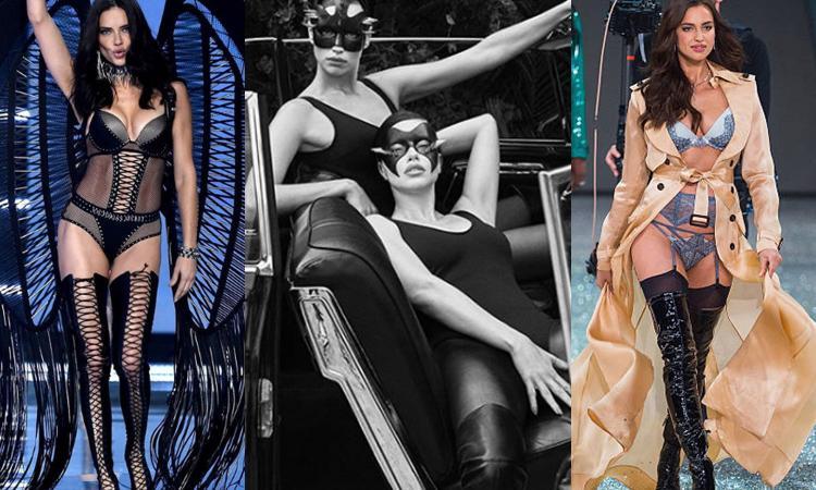 Irina e Adriana insieme e sexy per Vogue. FOTO da urlo