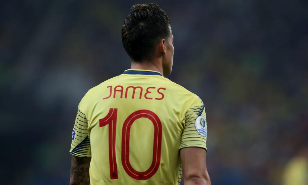 Milan, fa tutto Mendes: arriva anche James?