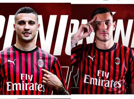 Krunic: 'Somiglio a de Bruyne'. Theo: 'Milan come Real, idolo Maldini. Su Modric...'