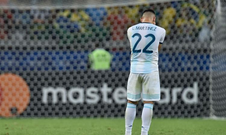Inter, senti l'agente di Lautaro: 'Tutto vero, il Barcellona lo vuole'