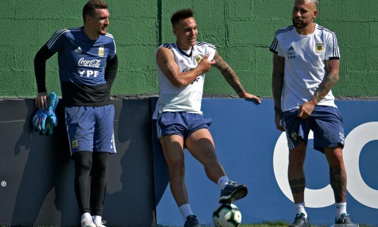 Inter, Lautaro al Barcellona a una sola condizione