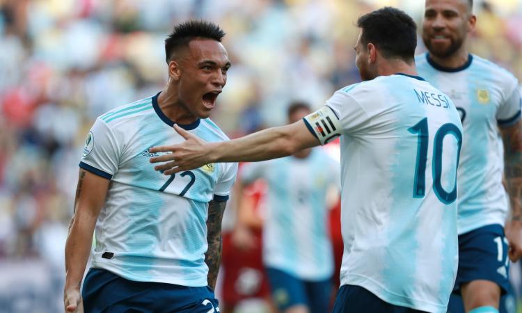 Agente Lautaro: 'Ha già sentito Conte, non si muove da Milano. Messi vuole giocare con lui? Venga all'Inter'