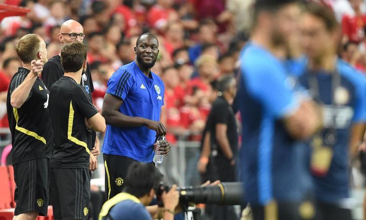 Inter-Lukaku, l'agente a Londra: contatti col Manchester Utd, le ultime
