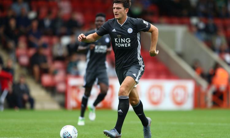 Man United, Solskjaer ha fretta per Maguire