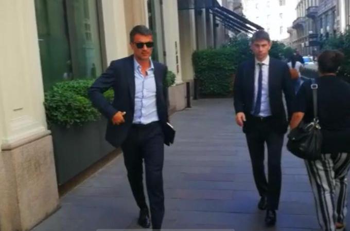 Milan, Massara: 'Bello ritrovare qui Giampaolo, già in campo era un allenatore'