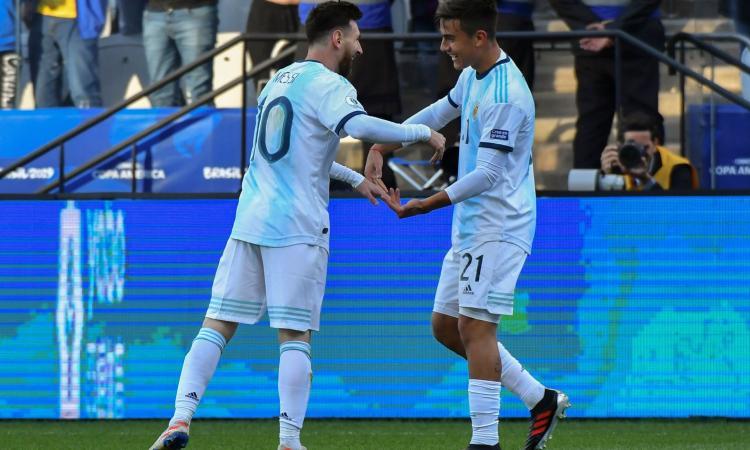 Argentina, Dybala: 'La semifinale con il Brasile? Restano i dubbi'