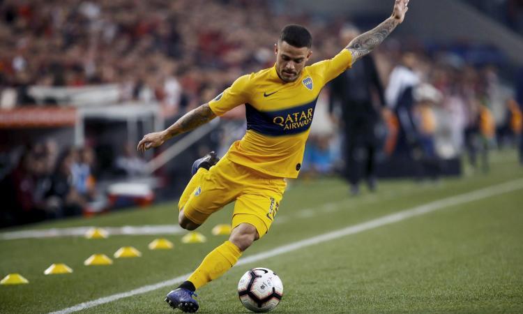 Nandez al Cagliari, il saluto al Boca: 'Difficile andare via, ma tornerò'