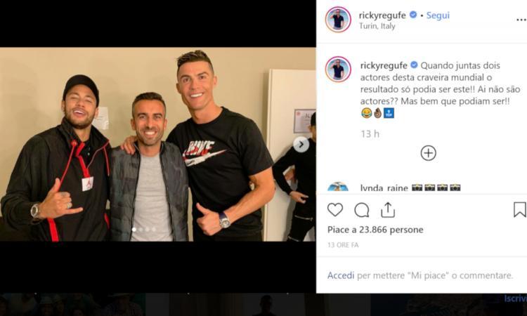Neymar a Torino con CR7: vuole tornare a Barcellona, ma il PSG lo offre al Real Madrid