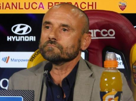Petrachi: 'Baldini non fa il mercato della Roma. Zaniolo? Non è sul mercato, ma valutiamo tutto'