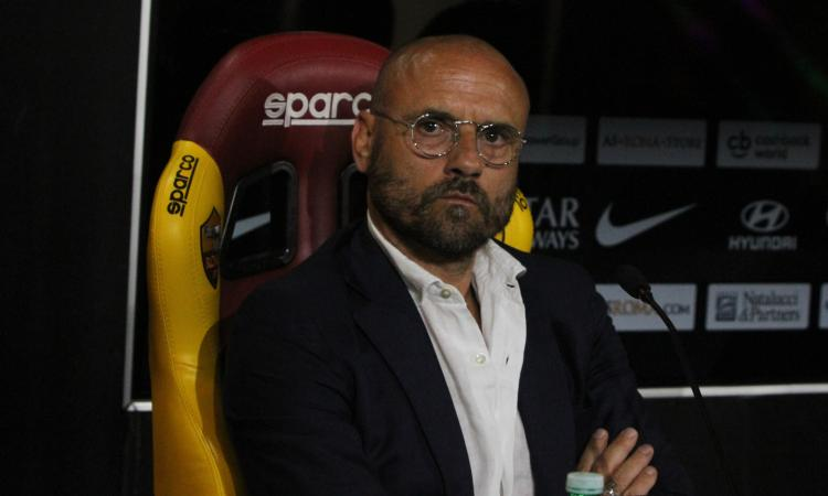 Roma-Lazio, derby per un attaccante