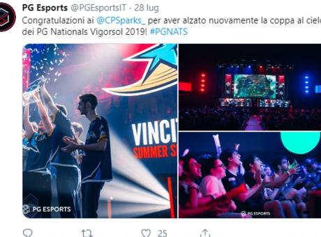 PG Nationals League of Legends: Campus Party Sparks si conferma campione d'Italia!