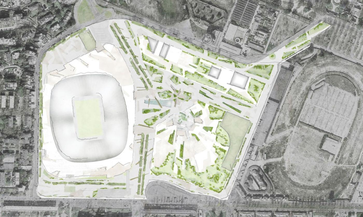From Capacity To Costs All The Details Of The Ac Milan Inter New Stadium Project English News Calciomercato Com