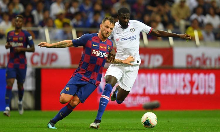 Non solo Vidal, l'Inter strappa un altro centrocampista al Barcellona