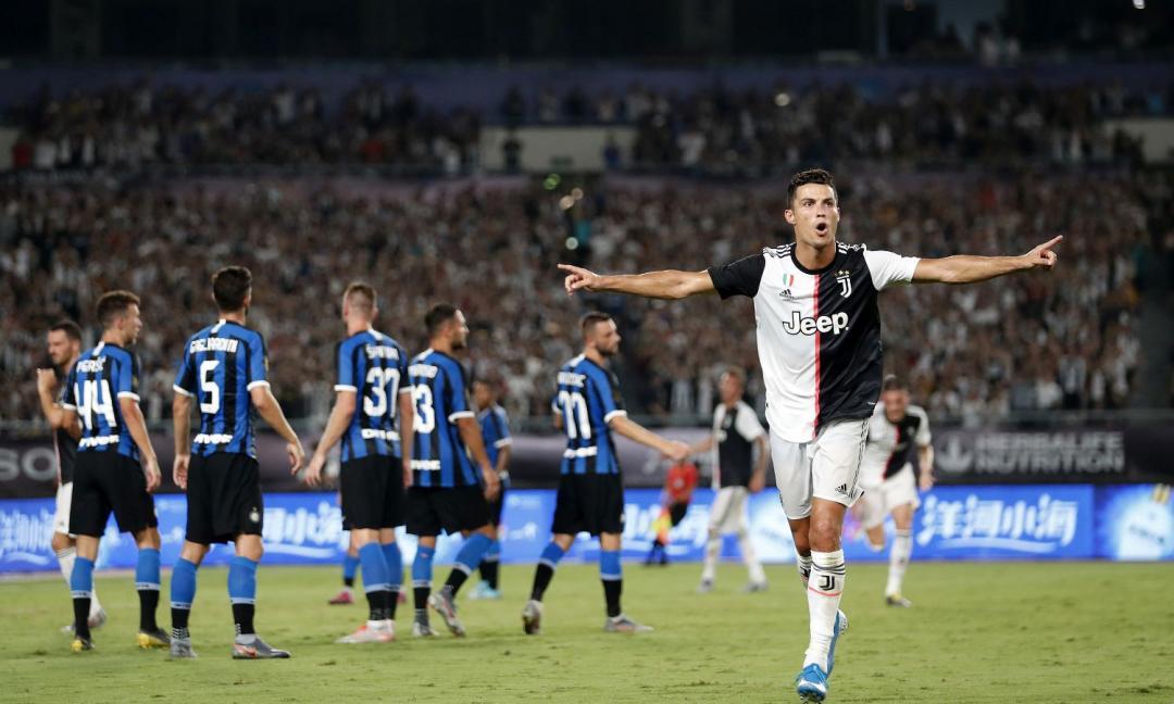 Inter-Juventus, resta un'amichevole di lusso!