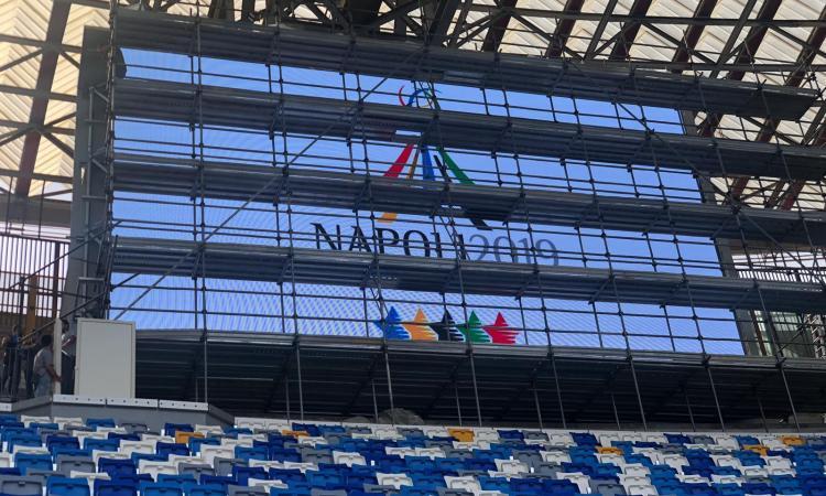 Napoli, boom abbonamenti. E con Pépé...
