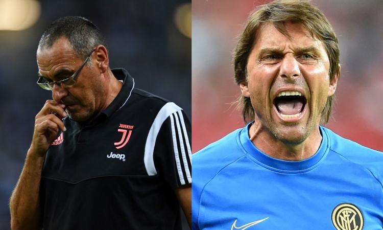 CM Scommesse: Sarri contro Conte, di chi è il primo round?