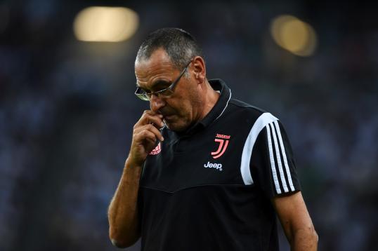 Sarri explains how Juventus must improve following 2-3