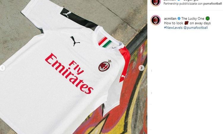 Milan, UFFICIALE la seconda maglia 2019/20: Donnarumma e Kessié testimonial FOTO