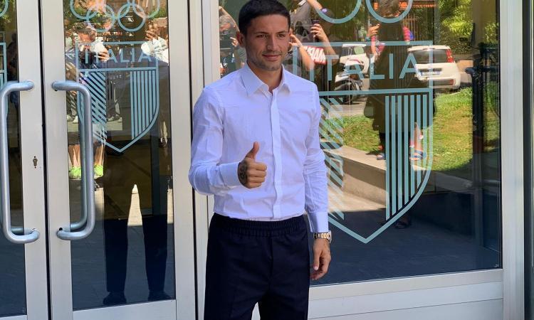 Sensi: 'Milan? Meglio l'Inter, vinciamo subito. Barella vieni qui'
