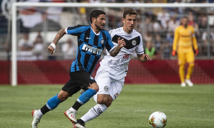 Inter, D'Ambrosio: 'Non pensavo Sensi fosse così forte. Lukaku, che strapotere fisico! Su Sanchez...'