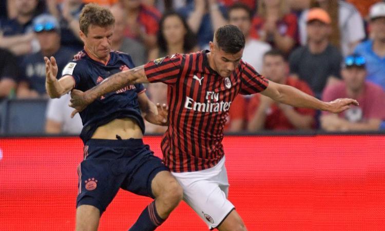 Milan, Theo Hernandez approva Pioli: 'E' bravo e ha concetti chiari. Con lui credo nel quarto posto'