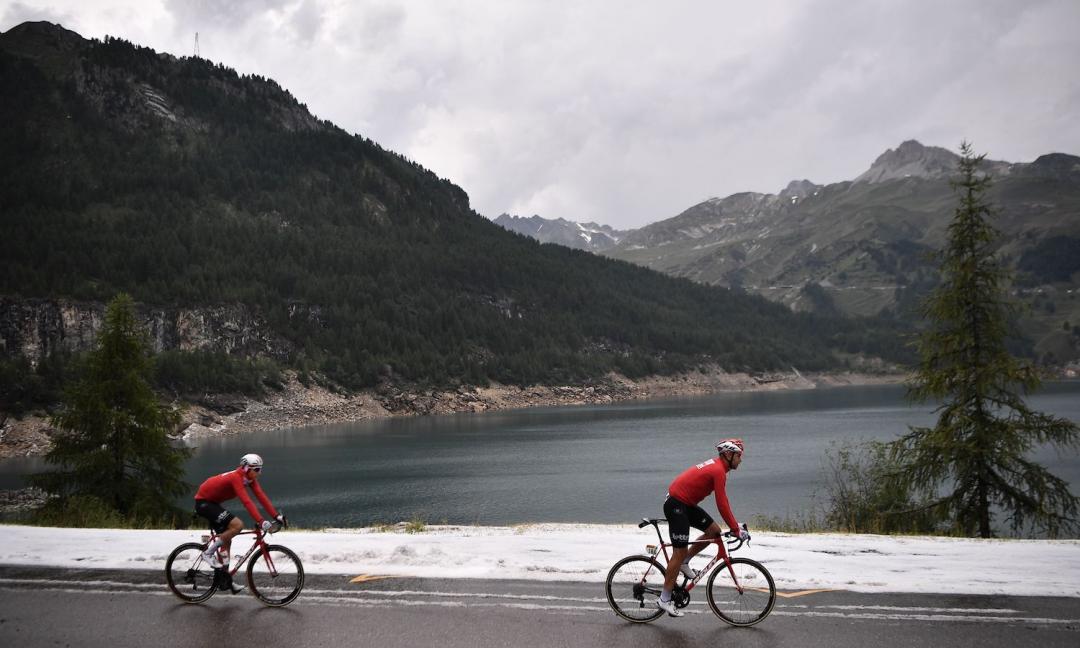 Calcio e ciclismo, e la Juve si alza sui pedali!