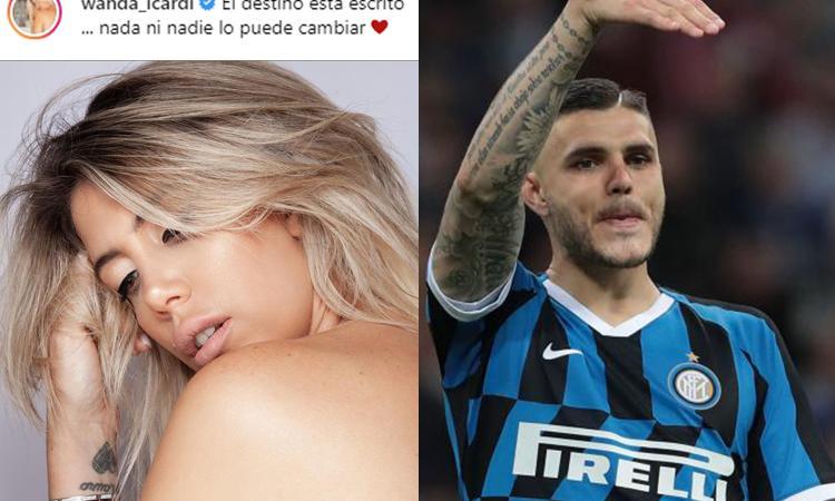 Inter, i convocati UFFICIALI per la Cina: out Icardi, c'è Nainggolan. Wanda criptica: 'Il destino è già scritto'