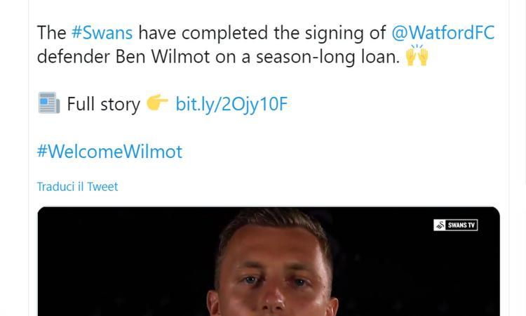 Swansea, UFFICIALE: un ex Udinese per la difesa