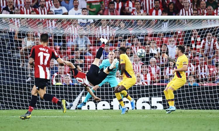 Liga: Aduriz fallisce un rigore allo scadere, solo 0-0 tra Athletic e Maiorca
