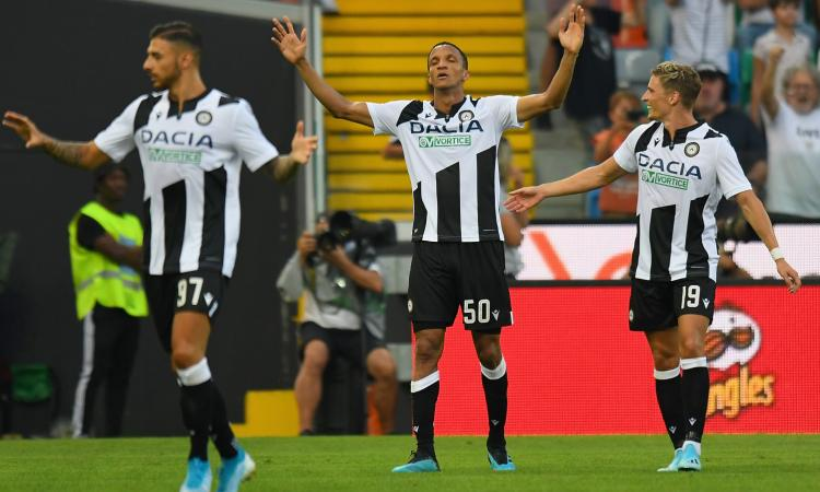 Udinese-Milan 1-0: decide Becao, ma il Var fa discutere
