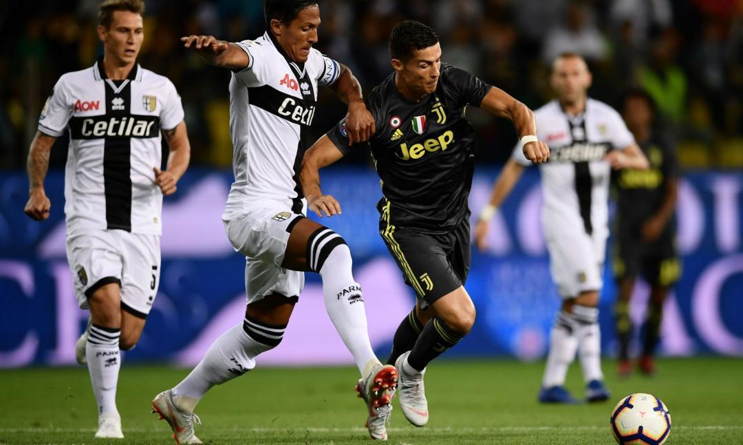 Parma-Juve e Fiorentina-Napoli: inizio col botto