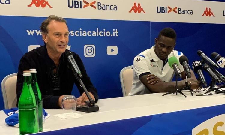 Balotelli: 'Brescia meglio di tutti. Non ho paura di fallire, sono un leader. Nazionale? Dipende da me'